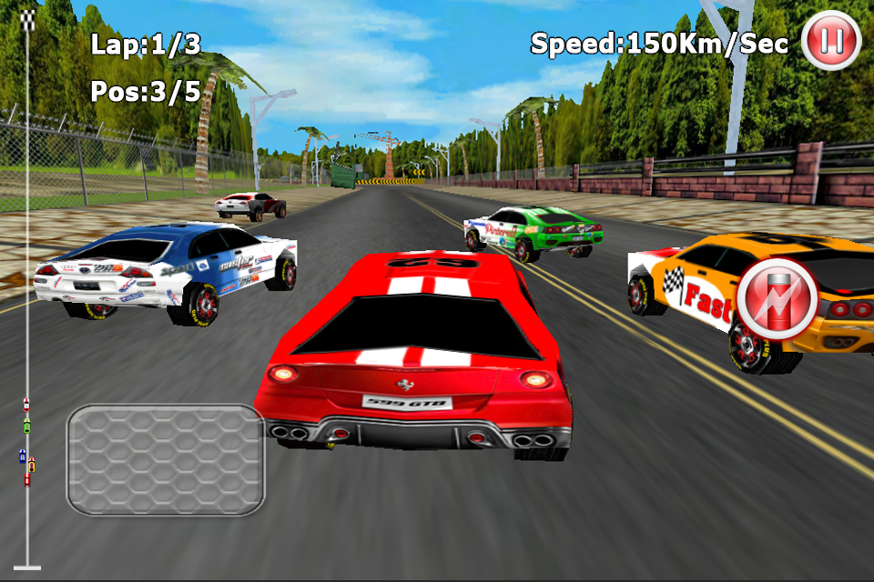 download 3d racing cars - photo #43
