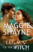 Maggie Shayne - Legacy of the Witch (Mills & Boon Nocturne) (The Portal - Book 1) kunstwerk